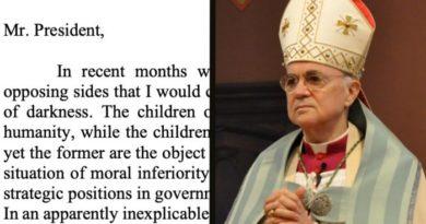 VIDEO: Archbishop Vigano: Exposes Evil Satanic Agenda (The Great Reset)